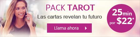 OP Latino Pack Tarot  - $22/25min