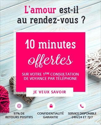 10 minutes offertes sur votre 1ère consultation